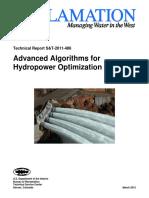 Advanced Algorithms for Hydropower Optimization