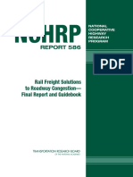 Rail Freight Indicators