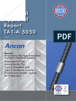 Ancon Bartec-plus Cares Technical Approval Report Ta1-A 5050 27.10.15