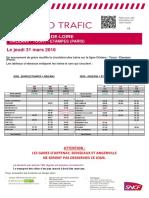 Ligne Orleans-Toury-Etampes (Paris)