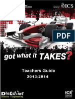 F1 Schools 2013-14 Teachers Guide