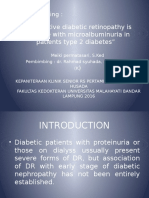 Jurnal Reading Retinopati Diabetik Stase Mata