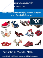 China Footwear Market & Forecast