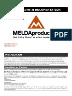 mPowerSynth Manual