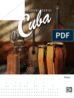 Discovery Series Cuba Manual English