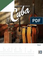 Discovery Series Cuba Manual English
