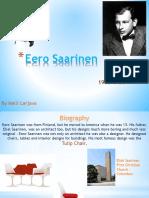 Eero Saarinen Nlwxm7