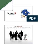 Sonic-R sistema PVSRA