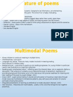 the nature of poems