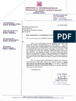 LETTER TO MEMBER(P) ON IN-SITU PROMOTION