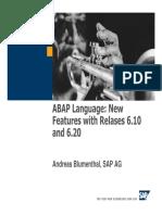 ABAP_202 ABAP Language