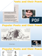 poets and their poems
