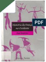 Historia Da Dança No Ocidente - Paul Bourcier