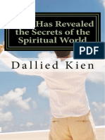 Jesus Has Revealed the Secrets of the Spiritual World