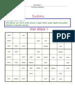 AB3 Sudoku
