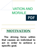 3-Theories of Motivation & Moral