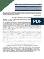 2015 AR Press Release
