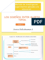 Ppt Sesion 2 Intersujetos