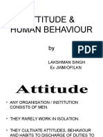 5-Attitude & Behaviour