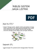 Distribusi Sistem Tenaga Listrik