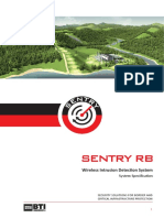 SENTRY RB System Technical Specifications V2