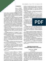 Alimentos para Animais - Legislacao Portuguesa - 2007/10 - DL nº 328 - QUALI.PT