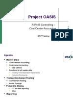 IMP TRN EU R2R AW3 Controlling Cost Center Accounting V2