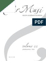 Per Musi - Revista Acadêmica de Música