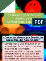 Trastorno Específico Del Aprendizaje.pptx Padres