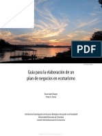 Guia Plan Negocios Ecoturismo