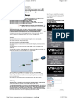 VMware NIC Trunking Design