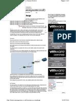 VMware NIC Trunking Design