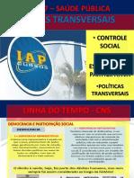 Aula 7 Controle Social Gestao Estrategica Participativa Politicas Transversais