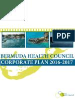 BHeC Corporate Plan 2016-17