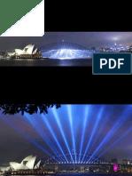 Sydney Harbour Lights Pps