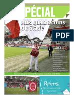 """Supplement de L'Union """"Stade de Reims"""""""
