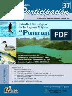 Boletin37 Estudio Hidrológico Laguna Punrun