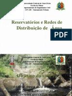 Aula 10 - Reservacao e redes de distribuicao de agua.pptx