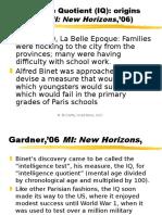 Marian Mc Carthy - Intelligence Quotient - IQ - Origins Gardner - 6th Sept 2013_1