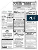 SL Times 3-30 Classifieds