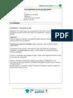 FP ME Reporte Aplicación AAMTIC G83. Elizabeth Quiñonez