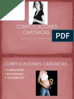 Complicaciones Cardíacas, Renales, Gastrointestinales en El