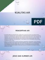 Kualitas Air