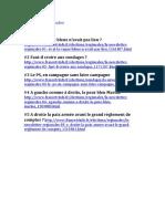 Articles FTVinfo
