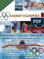 Lojrat Olimpike Projekt