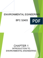CHAPTER 1A - Impact of Human on the Environment