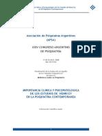 Importancia Clinica y Psicopatologica de La Obra de Henri Ey en La Psiquiatria Contemporanea