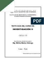 Investigación II