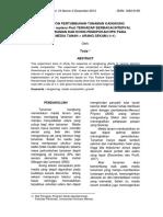 Respon Pertumbuhan Tanaman Kangkung