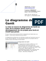 Attask Description Diagramme Gantt Credolog